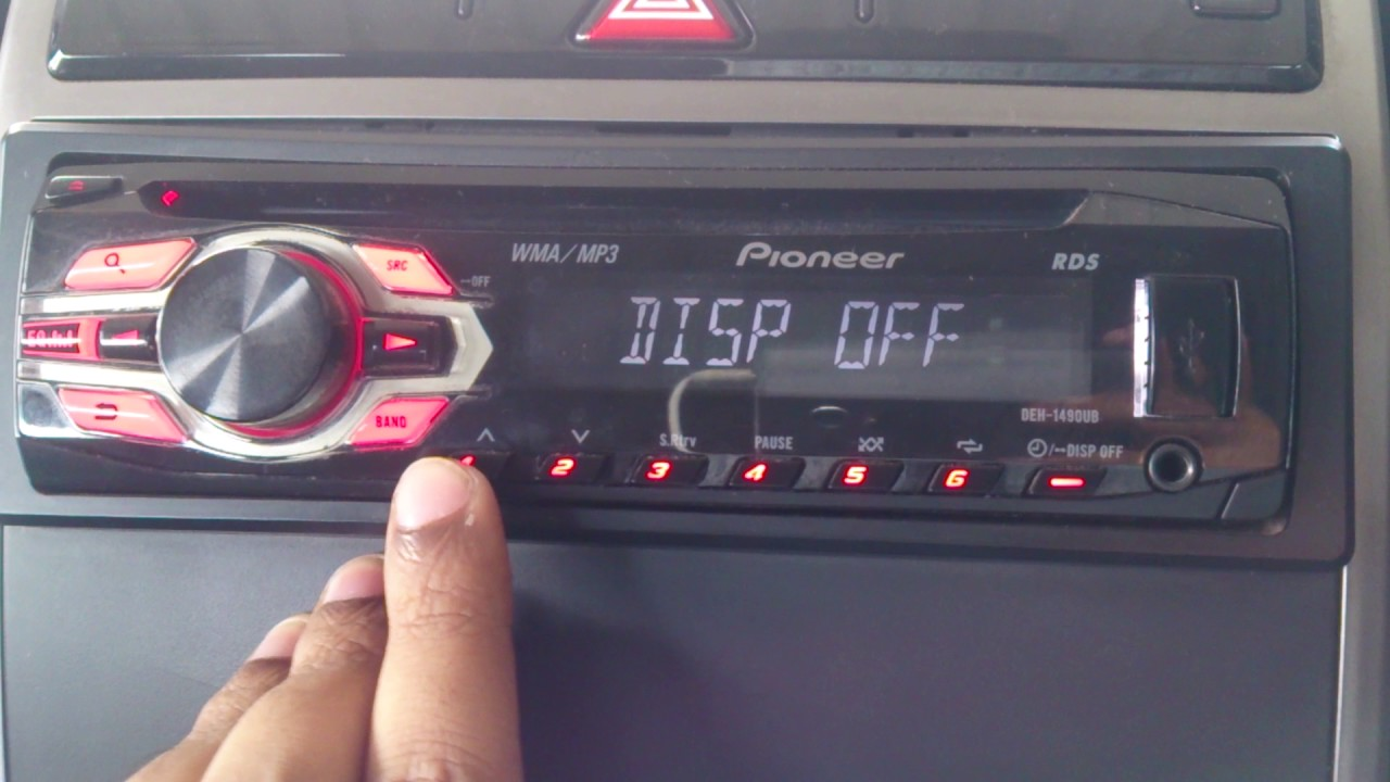 diy tune fm radio stations into car stereo pioneer. Black Bedroom Furniture Sets. Home Design Ideas