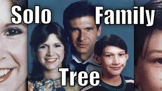 Solo Family Tree (Canon)