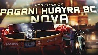 """OPUSZCZONA PAGANI HUAYRA BC """"NOVA"""" - Need for Speed: Payback"""