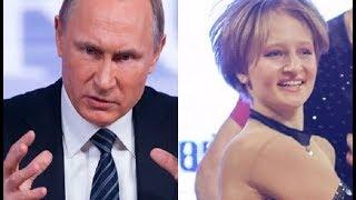 Раскрылась ТАЙНА о детях Путина!!! - Правда поражает!!!