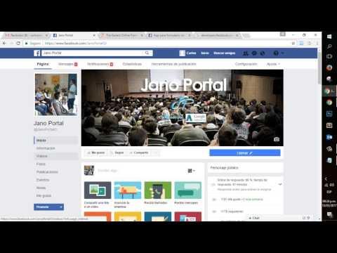 Configurar Aplicaciones En Facebook Para Tu Fanpage