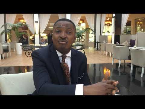 AITEX: Franck Parfait Siolo Ndemvokolo représente le Congo à l'Africa IT Expo (Maroc)