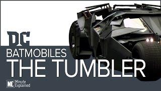 Batman's TUMBLER Explained!
