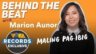 """Gambar cover Behind The Beat: """"Maling Pag-Ibig"""" by Marion Aunor"""