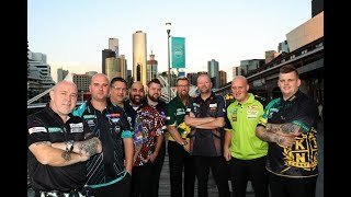 2018 Melbourne Darts Masters