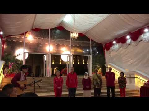 Charlie Lim NDP 2018 Celebration At Instana