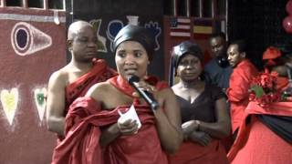 FRANK ADU  (3) Comfort Abena Gyaamah alias Di wo fie asem - VIC Bcn. Spain -14/11/15