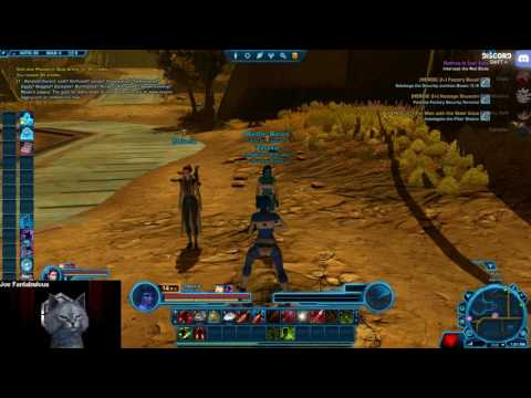 SWTOR: Shadowlands Leveling (Random Chat)