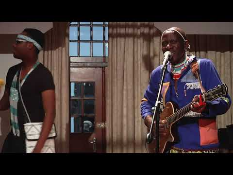 Nkunzemdaka - the masikhandi legend - YouTube