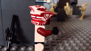 Lego Star Wars Brickfilm German (HD): ARC Trooper Episode II Geister