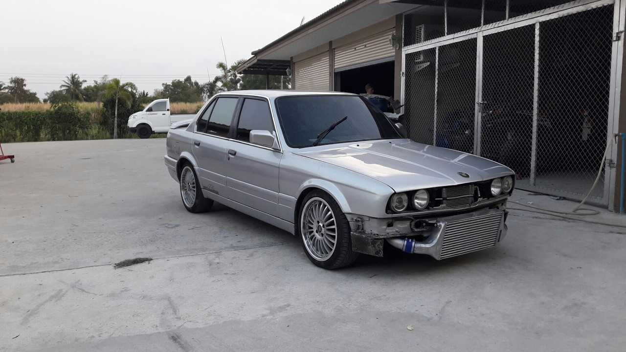 1JZ VVTI BMW E30
