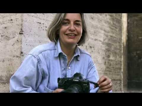 A Tribute to AP photographer Anja Niedringhaus (1965-2014)