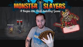 Monster Slayers - Card Collecting Madness! - Let's Play Monster Slayers Gameplay