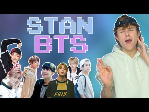 WHY YOU SHOULD STAN BTS