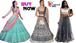 Buy Now Beautiful Designer Net Lehanga Choli at Low Price ll Online Shopping ll prititrendz