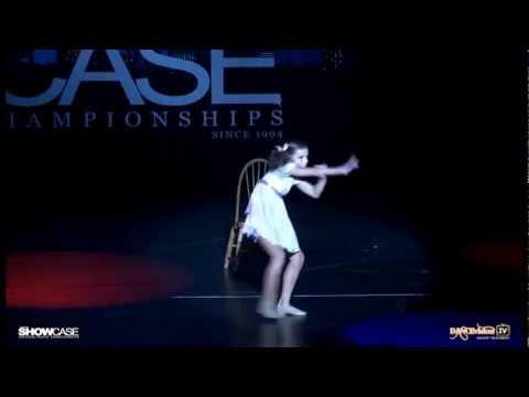 Emily .... Scary Child - Talia Munro handover dance Showcase National Finals, Qld 2013