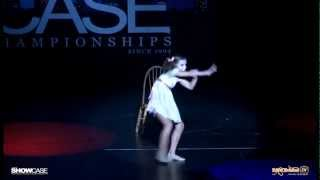 Emily .... Scary Child - Talia Munro handover dance Showcase National Finals, Qld 2013