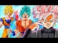 The Complete History & Evolution of Dragon Ball Games