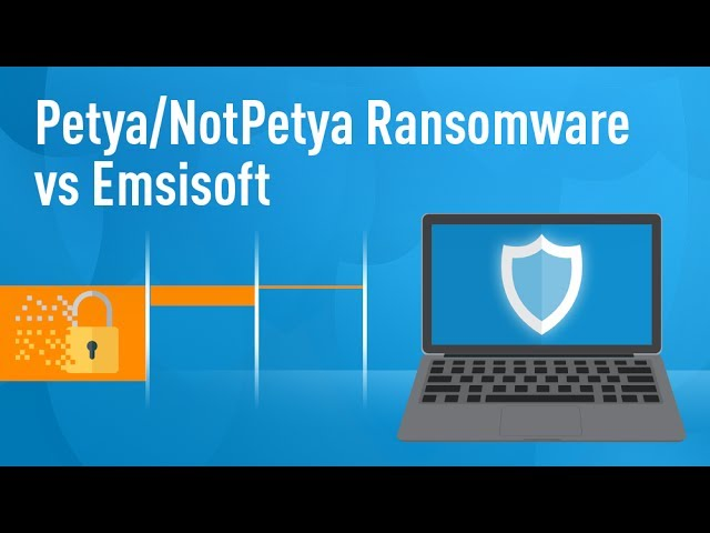 Petya/NotPetya Ransomware vs Emsisoft