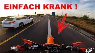 Das Heftigste BIKE was ich je gefahren bin ! | KTM EXC 500 SUPERMOTO