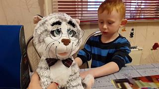 Супер интерактивная игрушка Кот Кэт!!!Super Interactive Toy Cat !!!
