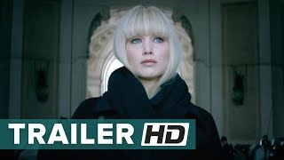 RED SPARROW con una spettacolare Jennifer Lawrence - Trailer Ufficiale Italiano HD
