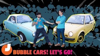 homepage tile video photo for In Japan's Bubble Era, Nissan Proved Economy Cars Don't Have To Suck