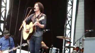 Bright Eyes - Lollapalooza 2011 - Land Locked Blues - Front Row