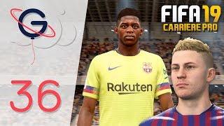 FIFA 19 : CARRIÈRE PRO FR #36 - Objectif podium !