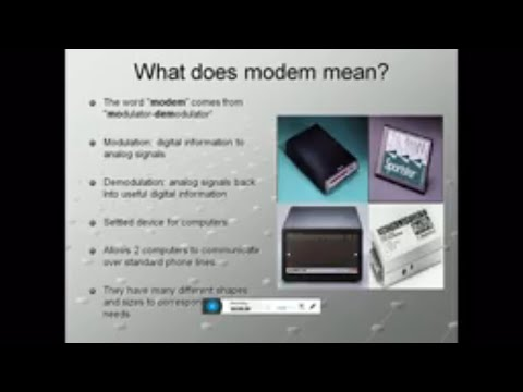 NETWORKING COMPONENTS AND DEVICES ADSL & DSL MODEMPART_8
