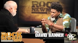 Gambar cover David Banner on The Rock Newman Show