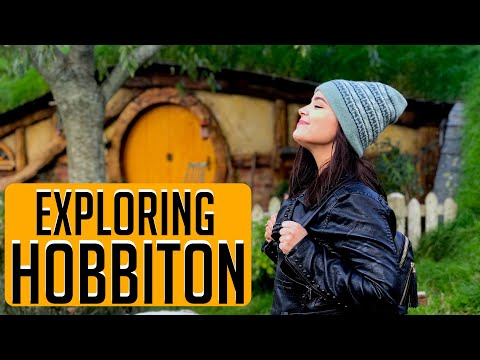 EXPLORING HOBBITON    New Zealand Part 2