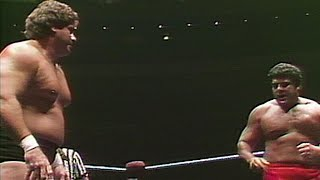 Pedro Morales vs. Don Muraco: Intercontinental Championship Match - December 28, 1982
