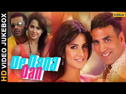De Dana Dan - HD Songs | Akshay Kumar | Katrina Kaif | Sunil Shetty | VIDEO JUKEBOX
