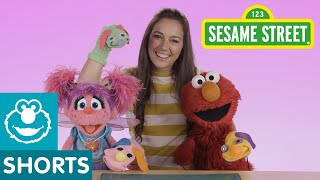 Sesame Street: DIY Sock Puppies with Nina, Elmo, and Abby