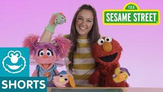 Sesame Street: DIY Sock Puppies with Nina, Elmo, and Abby