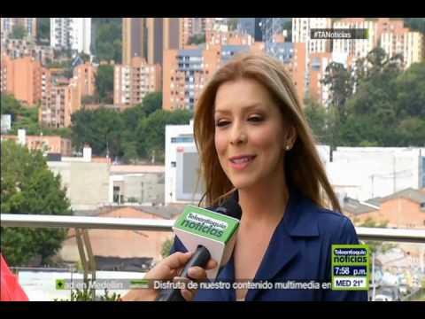 CRONICA DE YULIANA BOTERO MOMENTOS EN DIRECTO SANDRA VALENCIA  TELEANTIOQUIA NOTICIAS