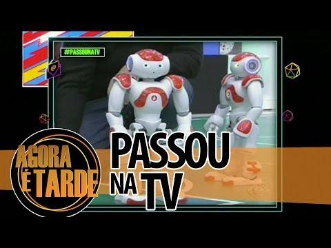 Passou na TV - Agora é Tarde - 2406