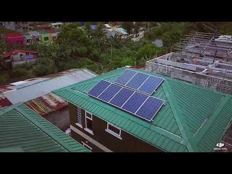 SunNRG Solar Rooftop Project ~ Malabon City