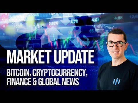 Cryptocurrency Market Update September 1st 2019 - Bond Bubble To Inflate Bitcoin