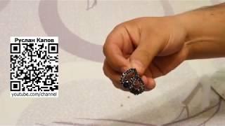 Бижутерия Серьги с камнями Посылка из китая