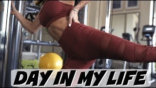 Day In My Life | Workout, Boxing Gala, & Awkward Encounter