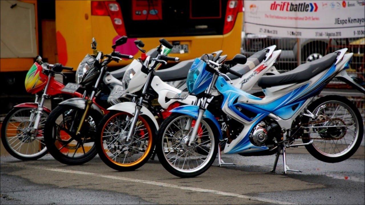 Motor Suzuki Bekas