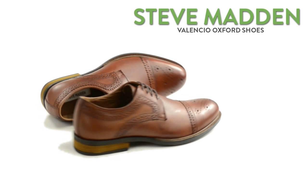 461801432ac Steve Madden Valencio Oxford Shoes - Leather