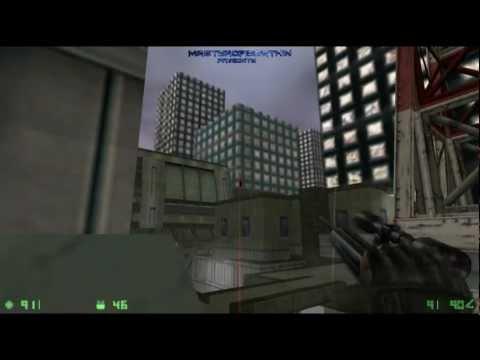 Counter-Strike: Condition Zero Deleted Scenes - Walkthrough Mission 12 - Rise Hard