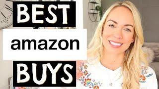BEST AMAZON BUYS  |  THINGS I BUY ON AMAZON