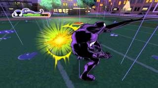 "Ultimate Spider-Man Mod Venom VS Venom ""Father"