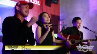 HIVI! - Heartbeat live at Holywings Indonesia PIK