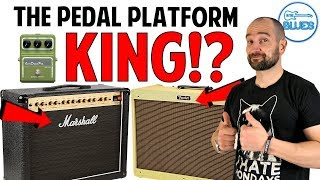Fender or Marshall? The BEST Clean Pedal Platform
