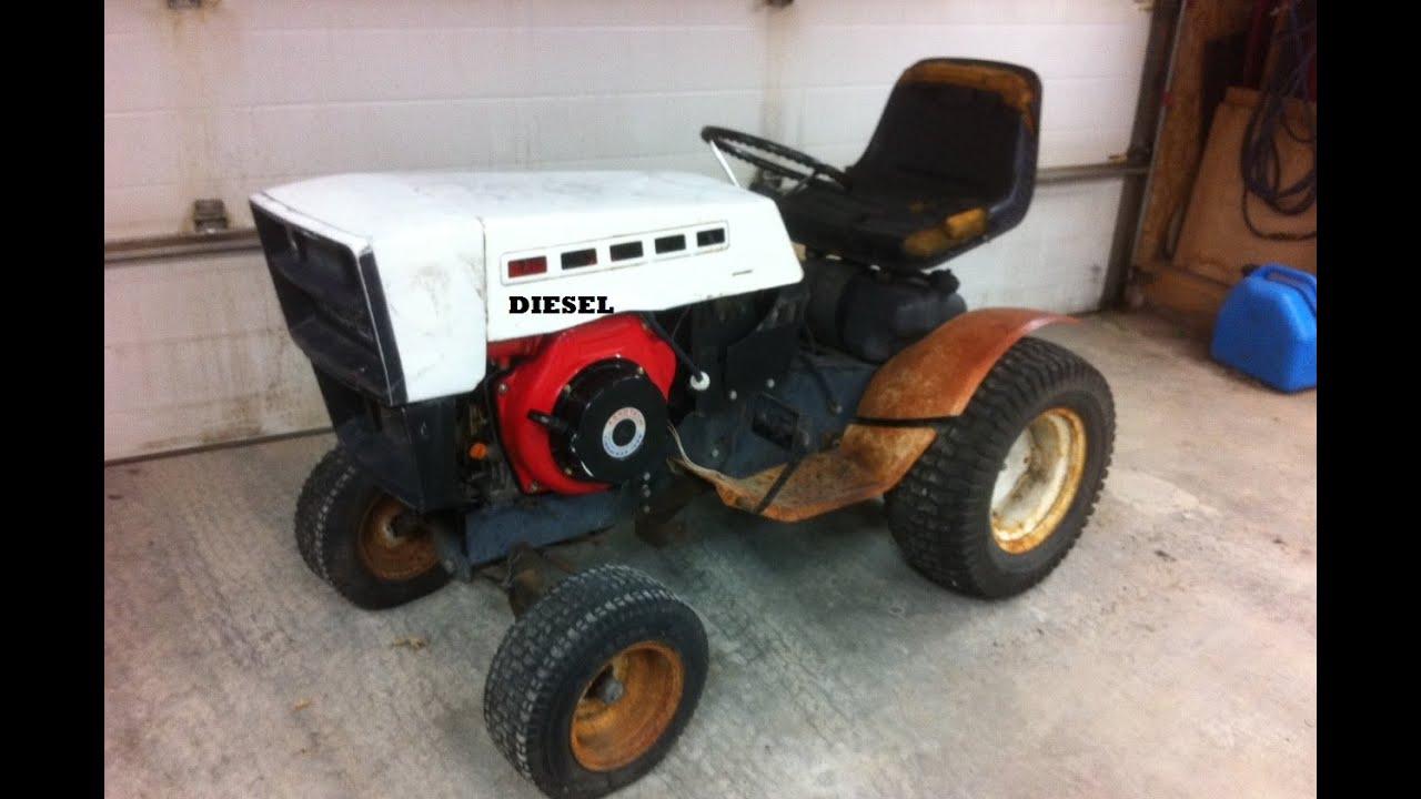 diesel garden tractor. 10HP Diesel Garden Tractor ***Build Part 1***